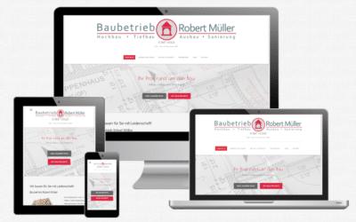 Baubetrieb Robert Müller