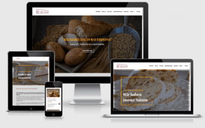 Bäckerei & Konditorei David Bauerfeind