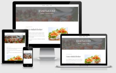 Essenzlust Kiosk – Bistro – Catering