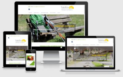 Hotelwebseite Pension Talblick Eibenstock