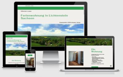 Ferienwohnung in Lichtenstein
