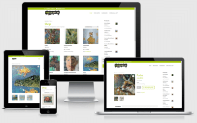 Garlix Art – die Onlinegalerie